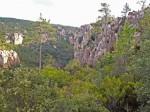 Blavet rocks of the gorge 2