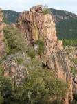 Blavet rocks of the gorge 3