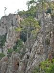 Blavet rocks of the gorge 4