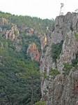 Blavet rocks of the gorge 5