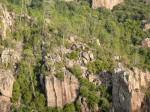 Blavet rocks of the gorge 6