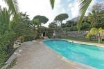 Cactus-C pool and poolhouse
