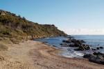 Escalet CapTaillat western shore