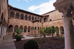 Frejus romanic cloisters