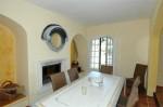 Garennes dining room
