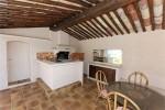 La Garrigue poolside kitchen