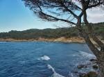 Lardier coastline