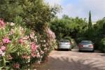 Latour parking area
