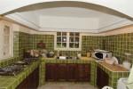 Mourila house 1 kitchen b