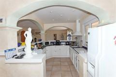 Mourvedre kitchen