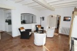 Pastourelle lounge and kitchen