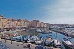 St. Tropez fishermens port 2