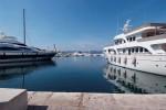 St. Tropez mooring