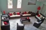 Tumulus-P sitting room.
