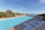 Tumulus 2-Pool terrace