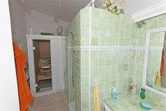 Tumulus 2 bathroom 2 and sauna