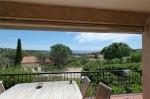 Villa rousse balcony
