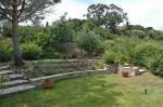 Villa rousse garden