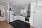 Villa rousse kitchen