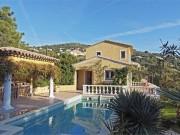 Madinina pool and house